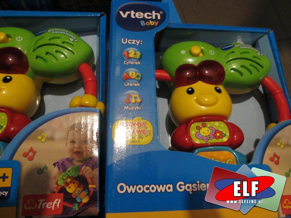 vTech baby Owocowa Gąsieniczka
