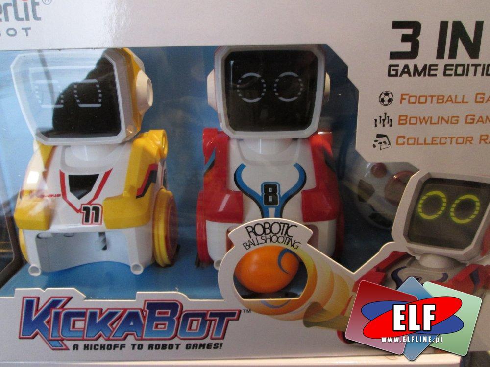 KickaBot, Roboty kopiące piłkę