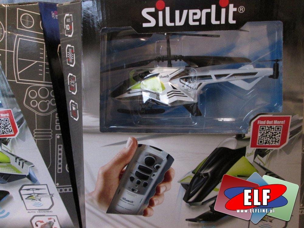 Silverlit, helikopter zdalnie sterowany latający, helikoptery latające na RC radio pilota zdalnie sterowane