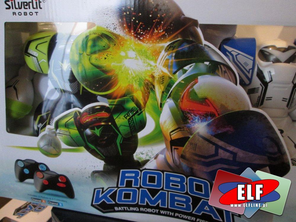 Sliverlit Robot, Robo Kombat, Roboty bojowe do walk