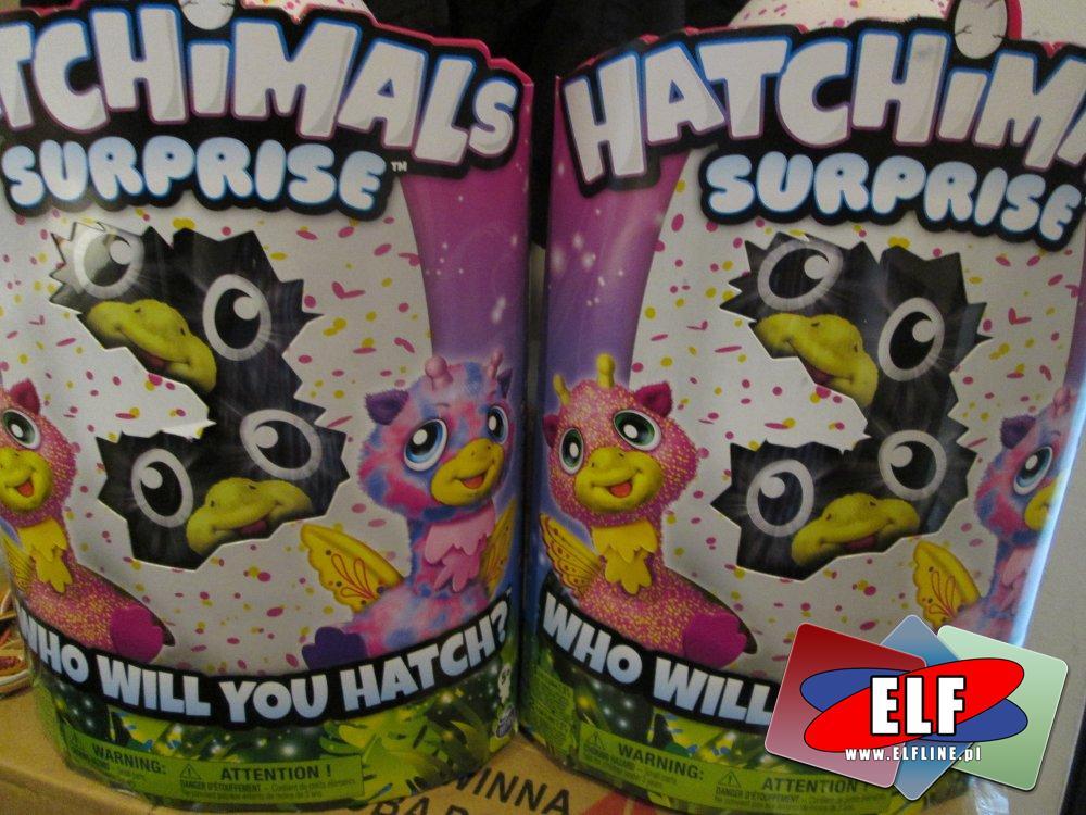 Hatchimals suprise colleggtibles, otwierane jajeczka z niespodzianką, zestaw