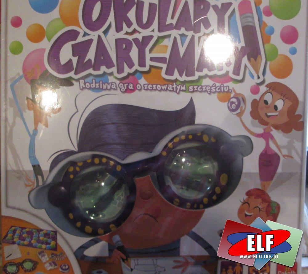 Gra Okulary Czary-Mary, Gry, Czary Mary Okulary