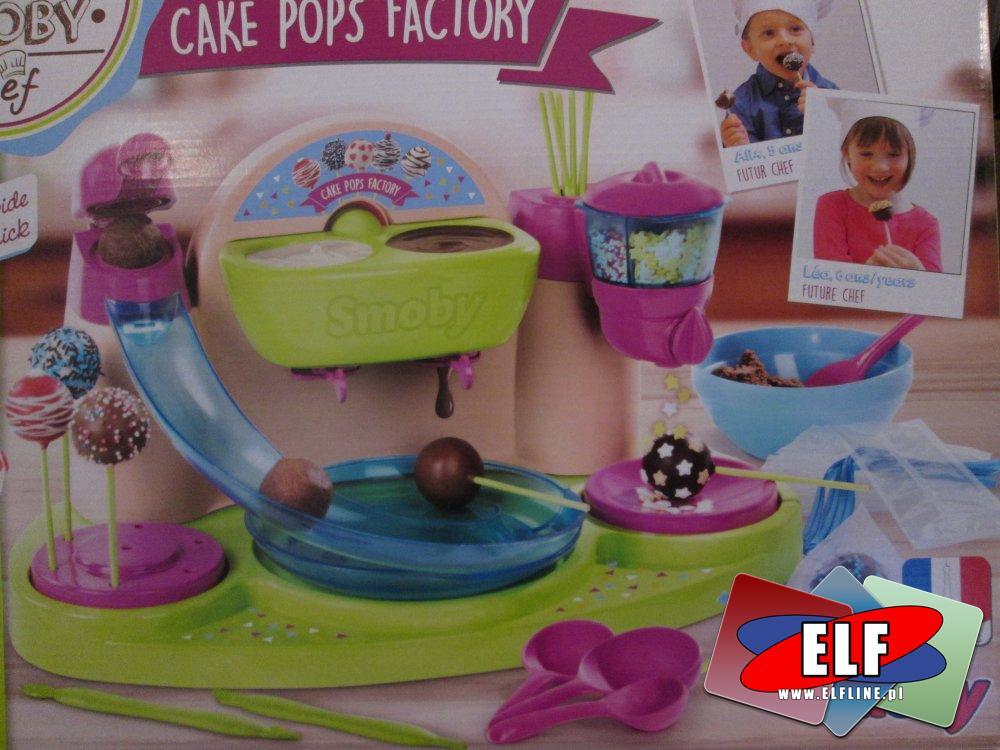 Cake Pops Factory, Smoby, Fabryka lizaków