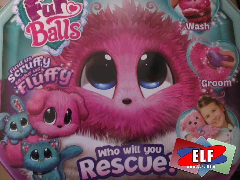 Fury Balls, maskotka, maskotki, pluszak, pluszaki