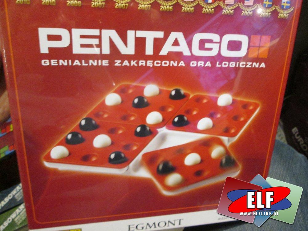 Gra Pentago, Gry, Genialnie zakręcona gra logiczna