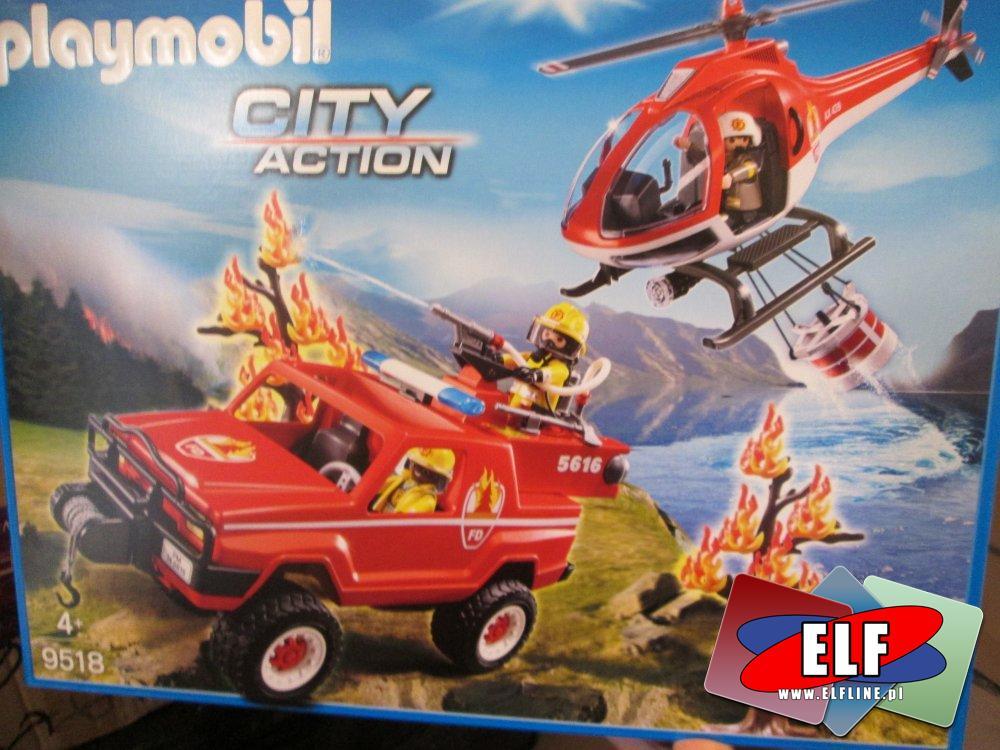 Playmobil, 9518 Straż pożarna