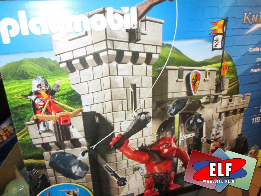 Playmobil zestaw z zamkiem