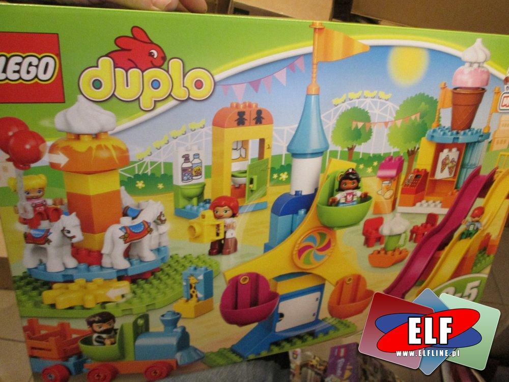 Lego Duplo 10840 Duże Wesołe Miasteczko W Sklepie Elf