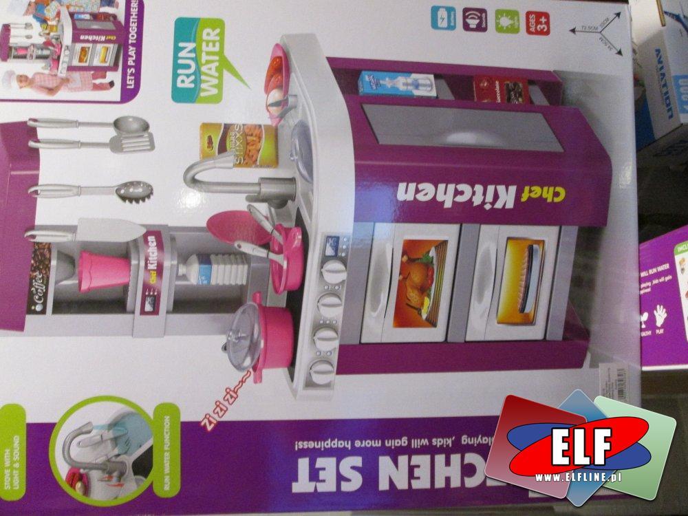 Kuchnia Zestaw Kuchenny Kitchen Set Zabawk W Sklepie Elf