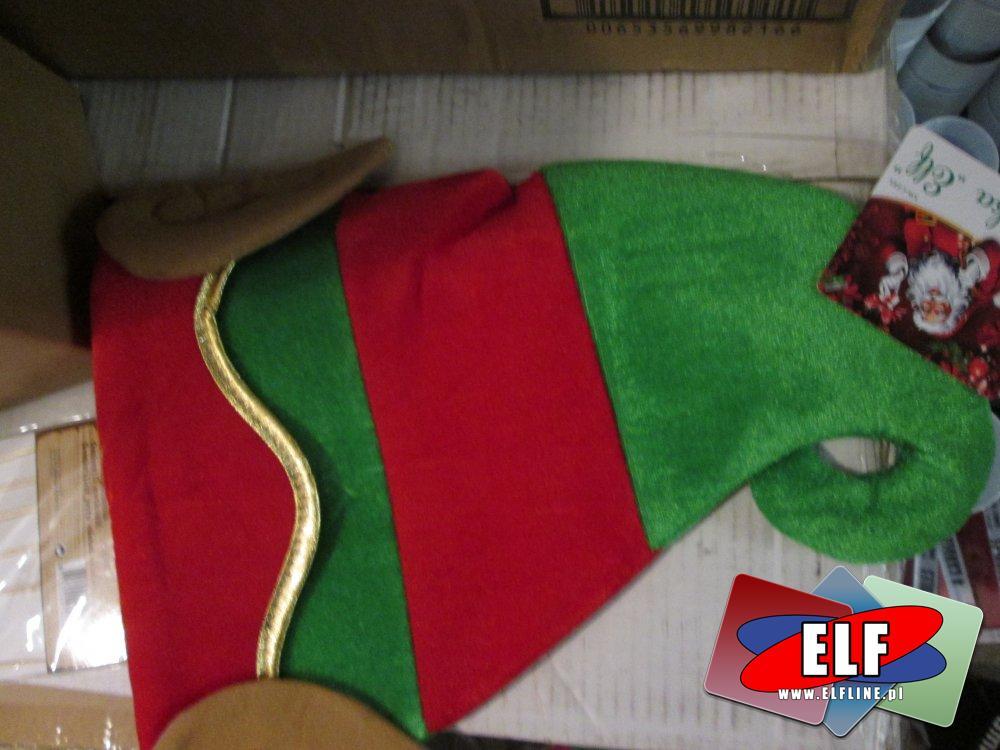 Czapka Elfa, stroje, strój