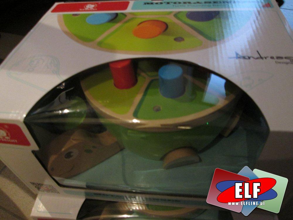 Żółw edukacyjna zabawka dla dzieci