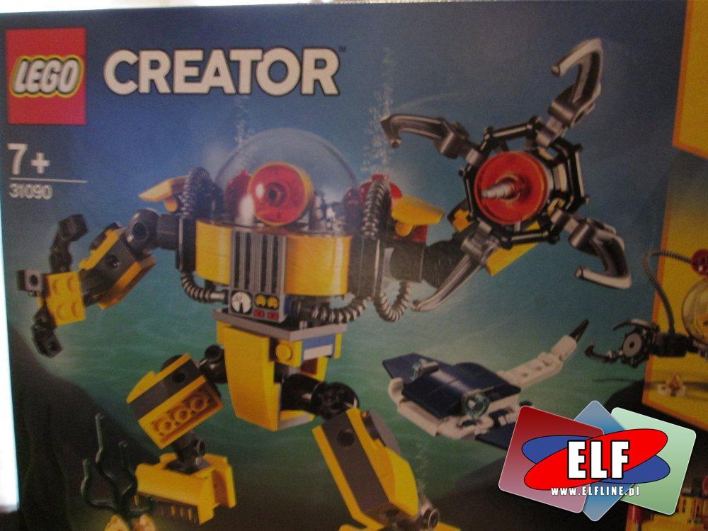 Lego Creator 31090 Podwodny Robot Klocki W Sklepie Elf