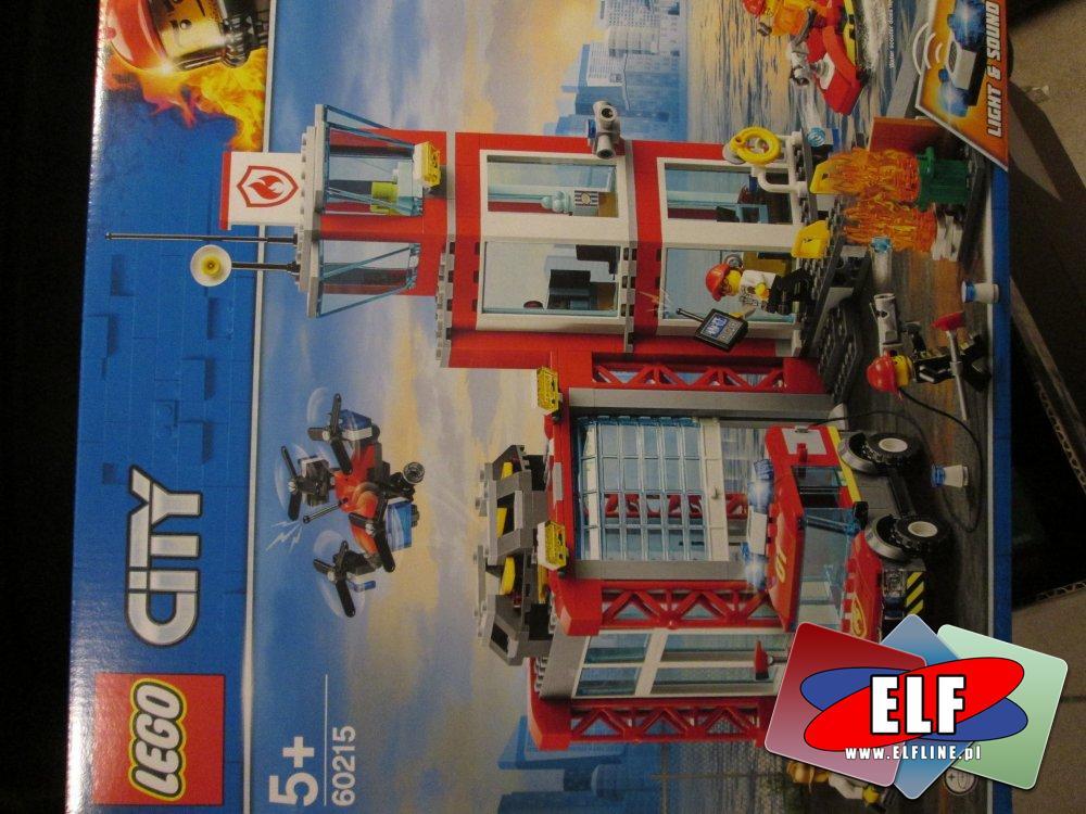 Lego City 60217 60215 60223 60216 60220 W Sklepie Elf