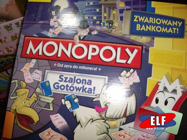 Monopol szalona gotówka