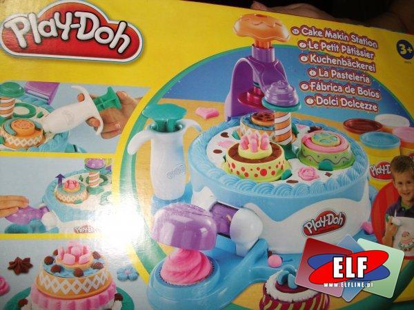 Ciastolina, play-doch cukiernia, tortownia i wiele więcej...