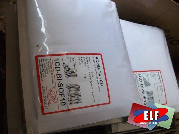 Koperty bąbelkowe, koperta bąbelkowa z folią zabezpieczającą