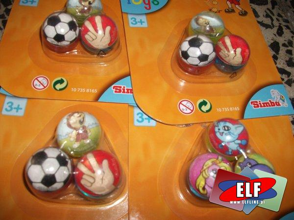 Piłeczki kauczukowe, piłeczka kauczukowa, piłka z kauczuku, piłka kauczuk