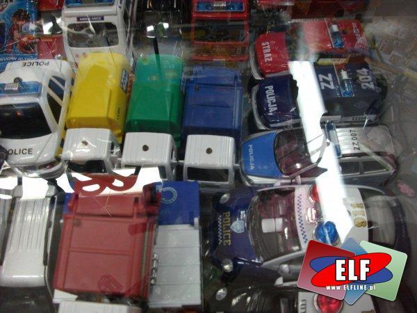 Samochody i maszyny, samochodziki, metalowe