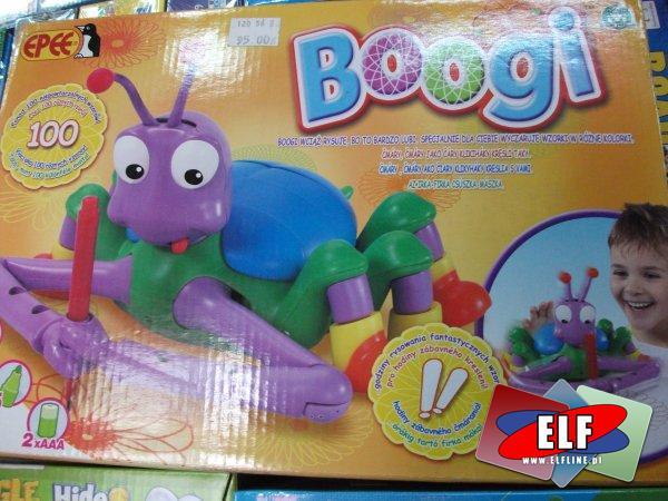 Boogi EP, rysuje zwariowane obrazki