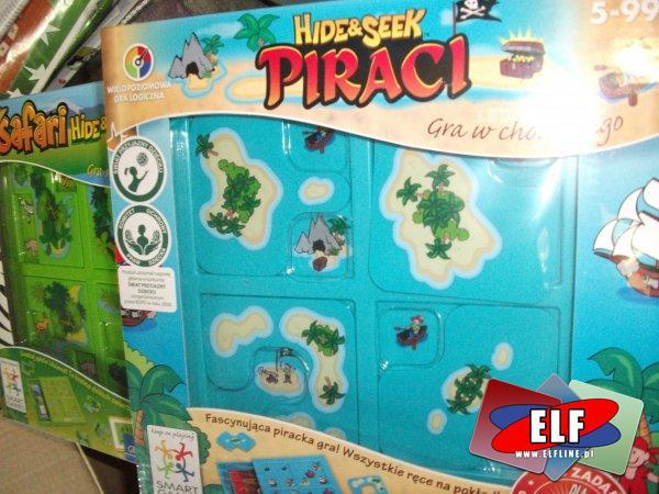 Gra piraci granna, gry