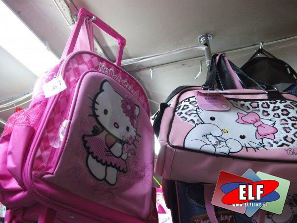 Tornistry szkolne hello kitty