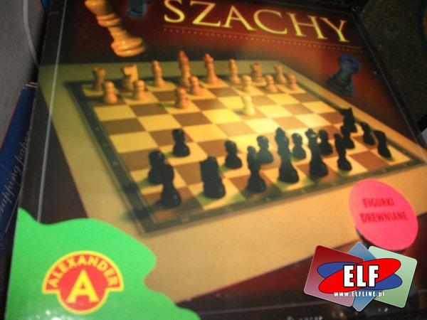 Gra szachy, alexander, gry