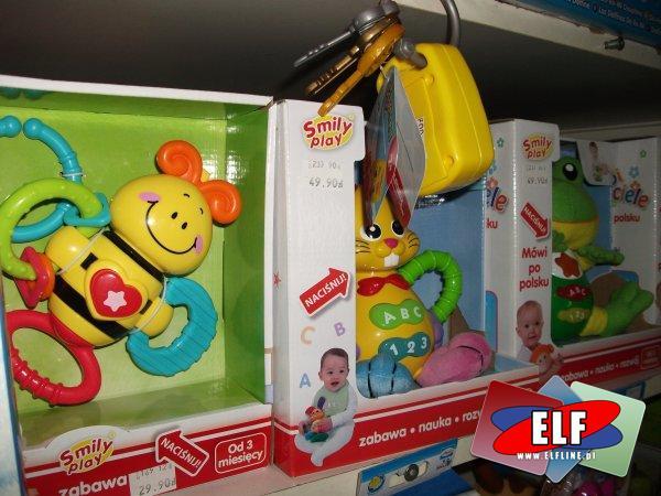 Zabawki dźwiękowe