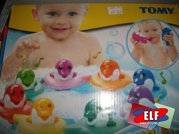Zabawki do wody tomy