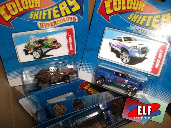 Autokolorowańce hot wheels, autokolorowaniec, samochód, samochody, auto, auta, pojazd, pojazd, do wody, zmieniający kolor, zmieniające kolory, zmienia...