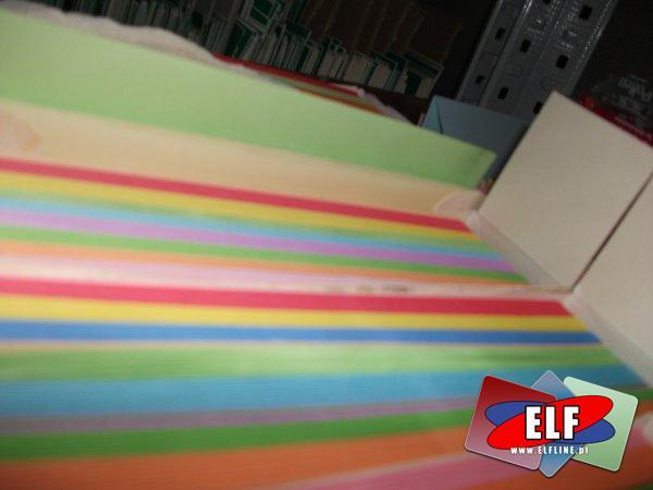 Koperty kolorowe, kolorowa koperta