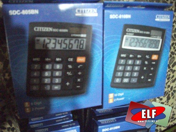 Kalkulatory, kalkulator, citizen, SDC-888X, SDC-444S, SDC-805BN, SDC-810DN, SDC-812DB, SLD-200N, LC-110N, casio, MS-80S