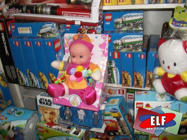 Lalki i lego