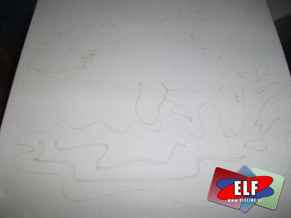 Zestawy do rysowania piaskiem, obrazki piaskowe, obrazek piaskowy, obrazek piaskowy