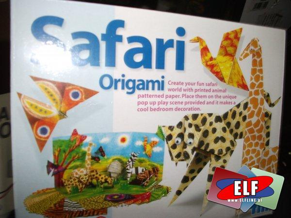 Origami, zestaw do nauki i tworzenai origami