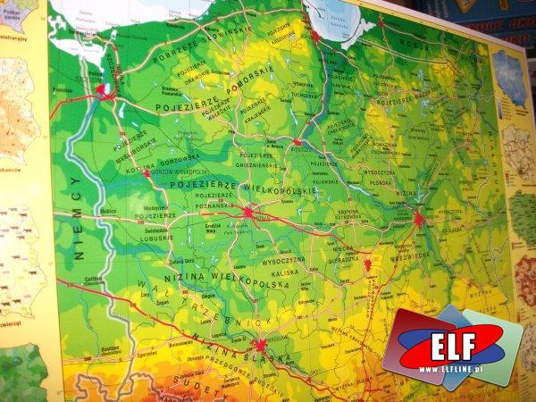 Podkłady na biórko, podkład na biórko, mapa, mapy i inne