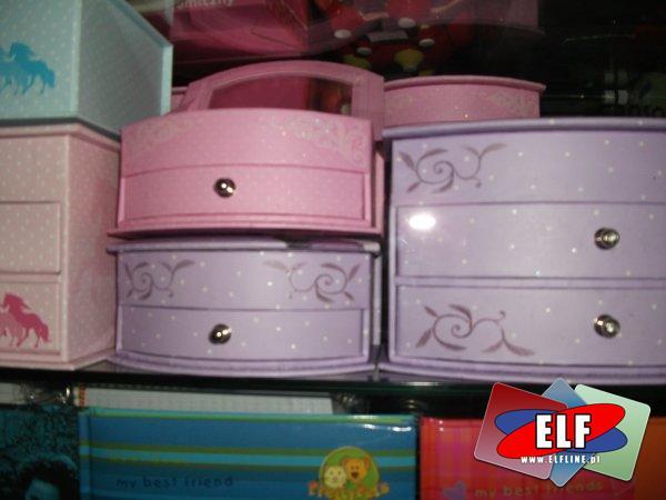 Kuferki top model, kuferek, szkatułki, szkatułka, z lusterkiem