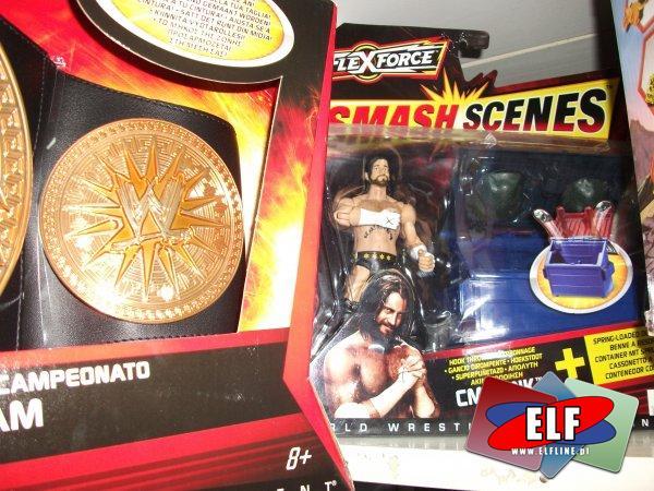 Figurki walczące WWE