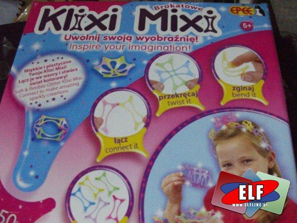 Klixi mixi uwolnij swoją wyobraźnię zabawki kreatywne, zabawki kreatywne, biżuteria
