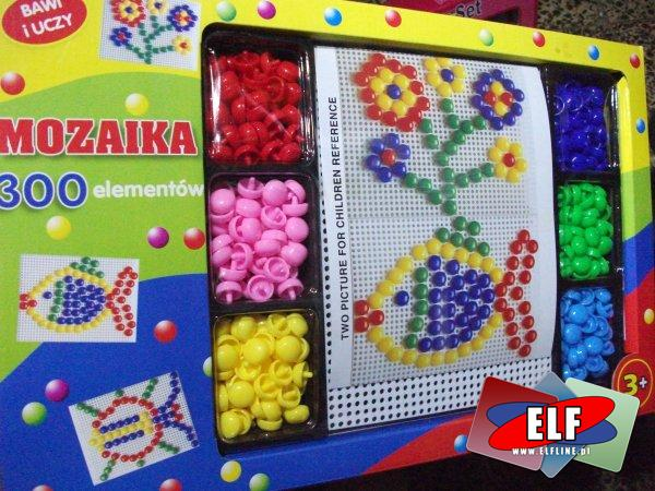 Mozaika koralikowa, mozaiki koralikowe, koraliki do układania obrazków