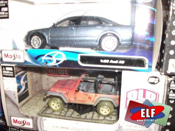 Samochody metalowe
