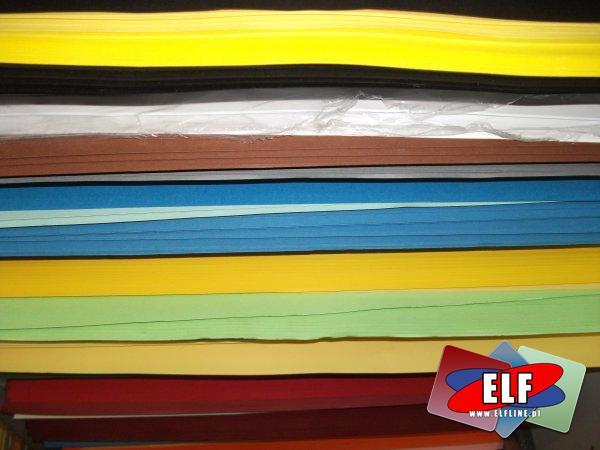 Brystole białe i kolorowe formatu B1, B2, A1, A2, A3, A4, brystol kolorowy i biały