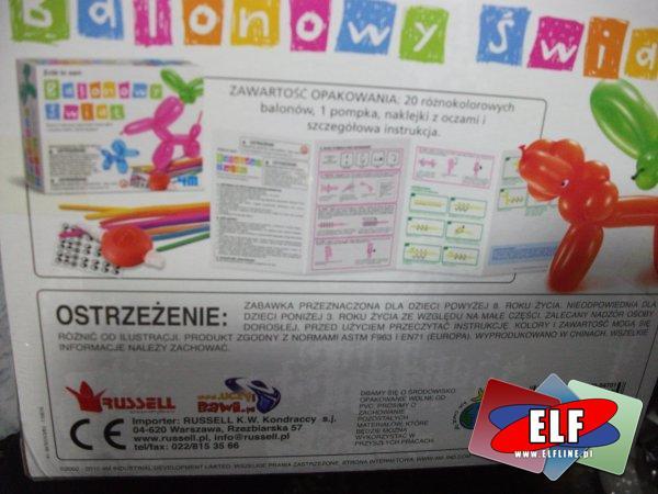 Zestawy kreatywne dla dzieci, zestaw kreatywny dla dziecka