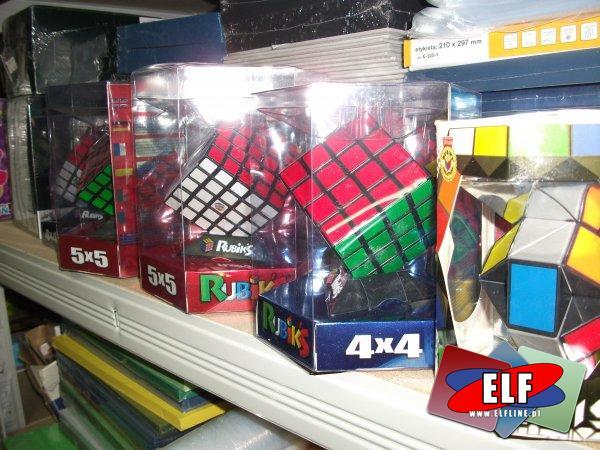 Kostki Rubika, Kostka rubika