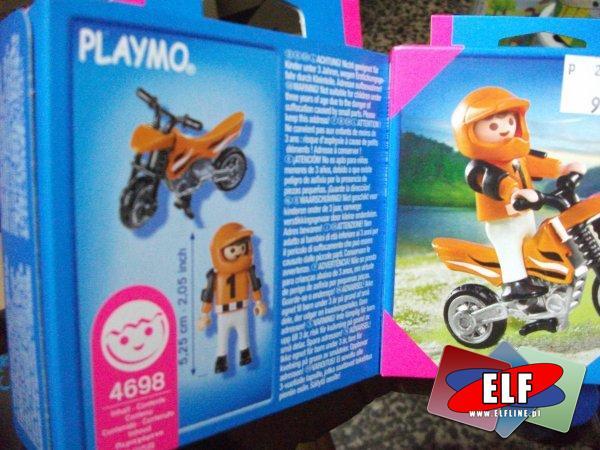 Playmobil 4698 Dziecięcy motocross
