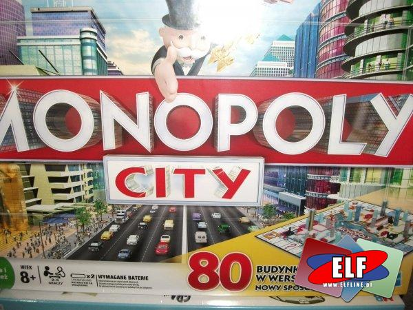 Monopoly City Gra