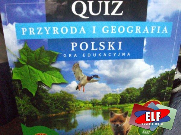 Gra quiz przyroda i geografia polski alexander, gry