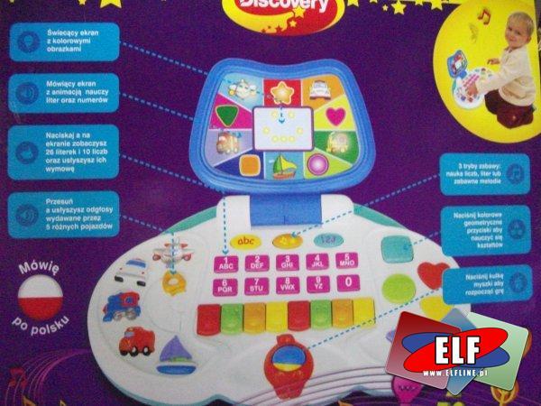 Interaktywny laptop, interaktywne laptopy, interaktywny laptop zabawka, edukacyjny, interaktywne zabawki, edukacyjne zabawki