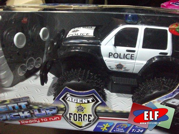Samochód zdalnie sterowany policja, samochody zdalnie sterowane pilicyjne na pilota, radio