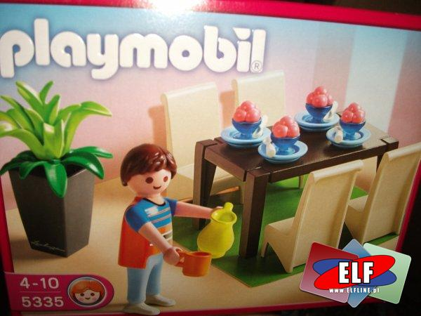 Playmobil dom dla lalek 5330 5329 5334 5 w sklepie elf for Playmobil esszimmer 5335