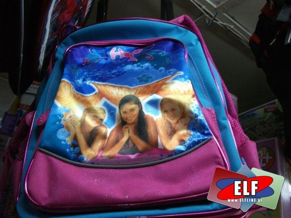 Plecak, Plecaczki małe